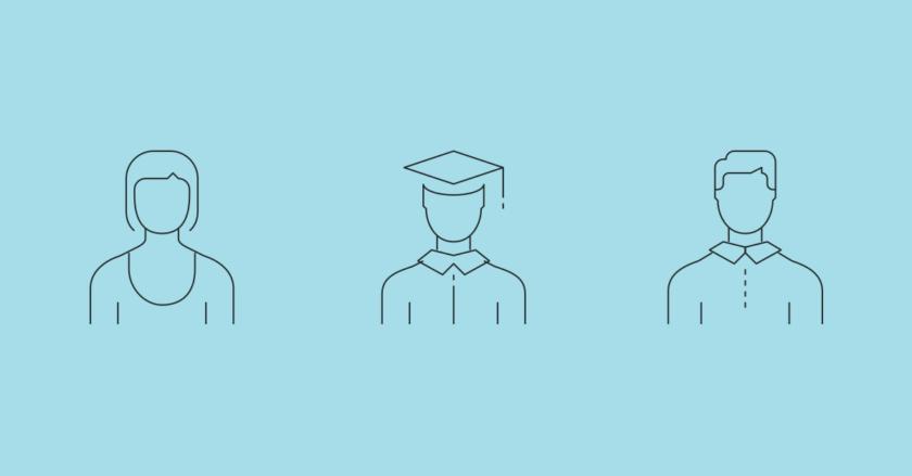 Illustration: Trainee für Kundenfokusprojekte gesucht! (100%)