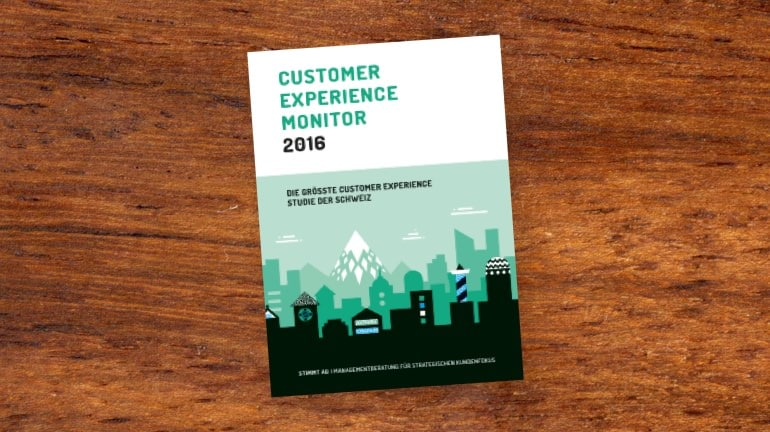 Customer Experience Monitor 2016