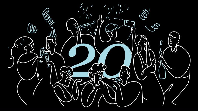 20 Jahre Kundenfokus