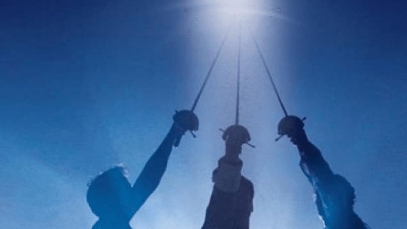 Der Wahlspruch der drei Musketiere bewährt sich auch bei Digitalisierungsprojekten.
