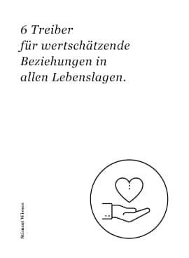 Hand mit Herz