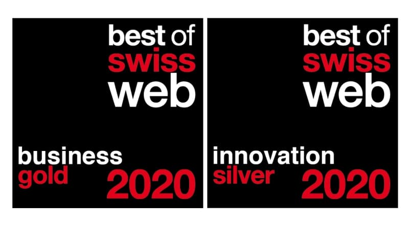 Best of Swiss Award 2020
