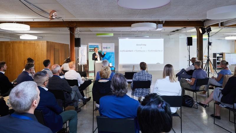 Customer Experience Forum 2021 in Biel